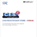 CESF Fiskalsoftware, Casio Kassen sind zukunftssicher
