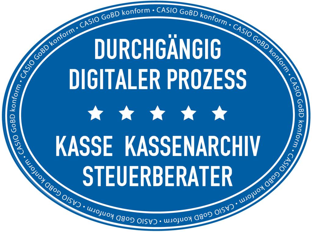 Durchgängig Digitaler Prozess